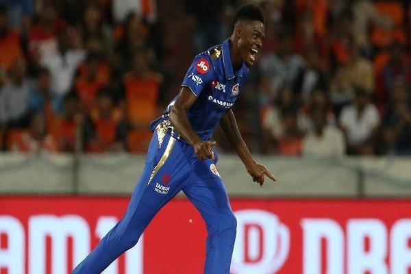 Bowler number 1 in best bowling figures in IPL history - Alzaari Joesph