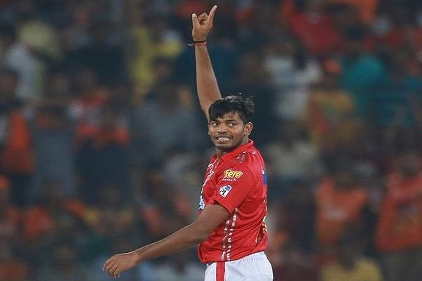 Bowler number 7 in best IPL bowling figures - Ankit Rajpoot