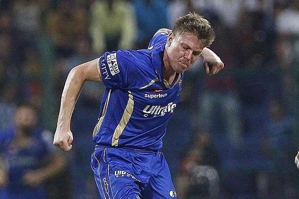 Bowler number 8 in best bowling figures in IPL history - James Faulkner