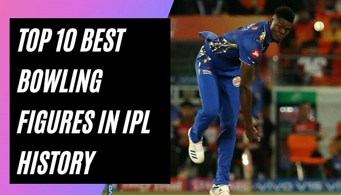 IPL is about explosive batting but it has also seen quality bowling performances. Read on to know the top 10 best bowling figures in IPL history.