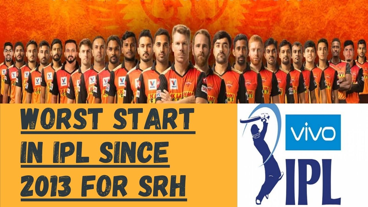 SRH made an unwanted record of worst start in the IPL since 2013 after the loss against MI in IPL 2021. Read on to know what's ahead for SRH.